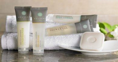 Hotel-shampoo-set