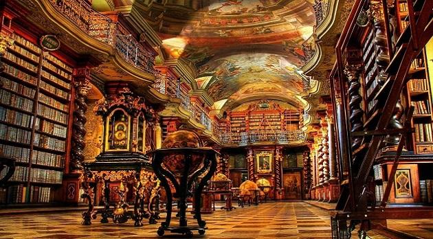 Աշխարհի ամենագեղեցիկ գրադարանները՝ մեկ երկնքի տակ. գրադարաններ, որոնք իրական ժառանգություն են (Photo)