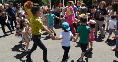 International Children's Day is celebrated at the RA Presidential Palace