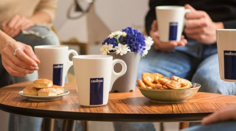 A History of Coffee and Creativity․Lavazza