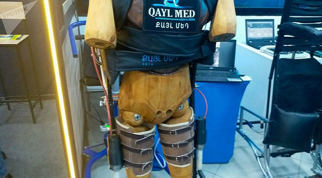 Հիվանդները ոտքի կկանգնեն. հայ ինժեներներն ու բժիշկները «կախարդական» սարք են ստեղծել