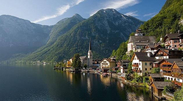 Հալշտատ, Ավստրիա, այստեղ են գտնվում Եվրոպայում ամենահին աղի հանքերը/լուսանկարներ/