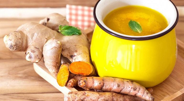 (Armenia) Կոճապղպեղով ու քրքումով թեյ. 4 պատճառ այս համեղ ու օգտակար ըմպելիքը հաճախ օգտագործելու համար