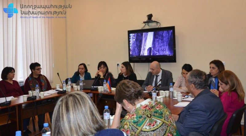 Հանդիպում Հայաստանի դեղարտադրողների հետ