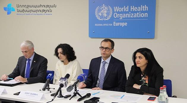 (Armenia) Առողջապահության համընդհանուր հասանելիության միջազգային օրն է
