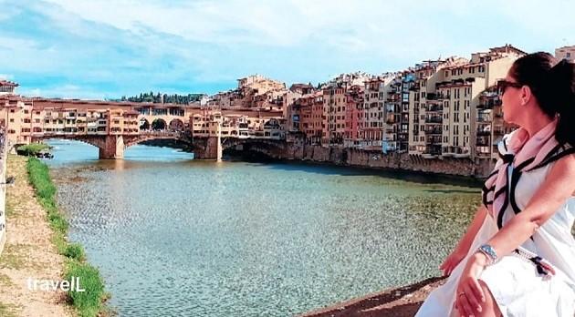 Ռոմանտիկ Ֆլորենցիայում գտնվող աշխարհի միակ բնակելի կամուրջը՝ Պոնտե Վեկո