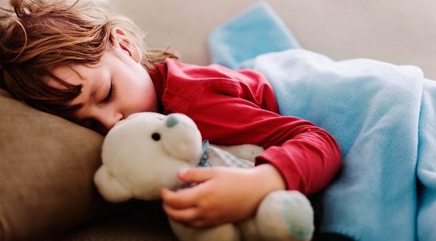 քնած-երեխա