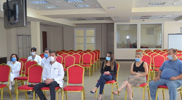 (Armenia) Դասընթացներ` ԻՀԱԿ-ի համաճարակաբանների և վիճակագիրների համար