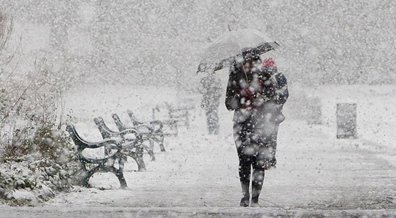 (Armenia) ՀՀ ողջ տարածքում սպասվում է ձյուն, լեռնային շրջաններում՝ բուք, ջերմաստիճանը կնվազի 17-20 աստիճանով