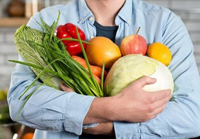 (Armenia) Շատ բանջարեղեն և միրգ ուտելը նպաստում Է սթրեսի դեմ պայքարին