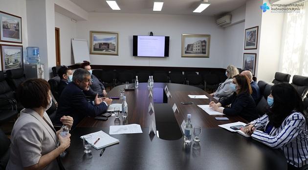 (Armenia) Քննարկվել են հայ-ռուսական համագործակցության հեռանկարները